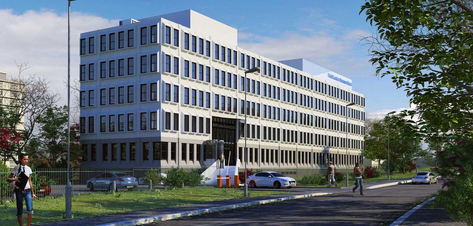 NLGS School Building