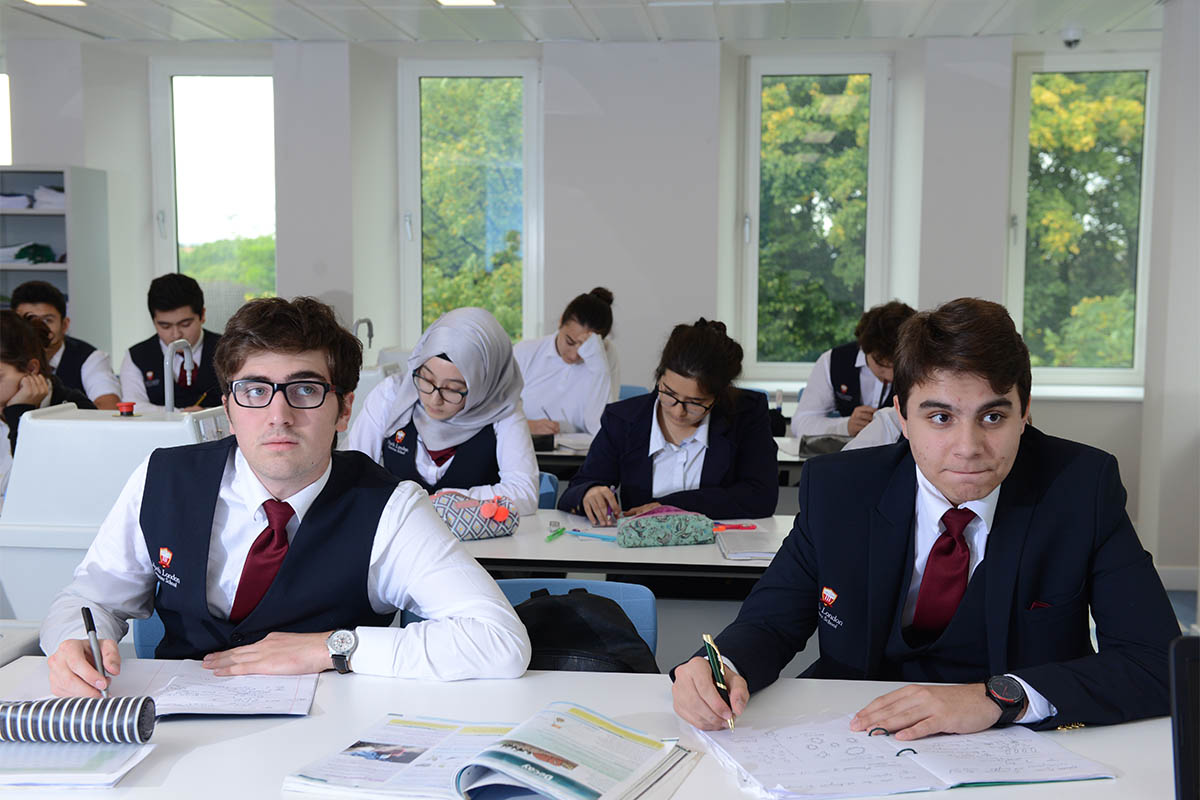 Students take The Cognitive Abilities Test (CAT4) for their Secondary School Entrance Test Dates.