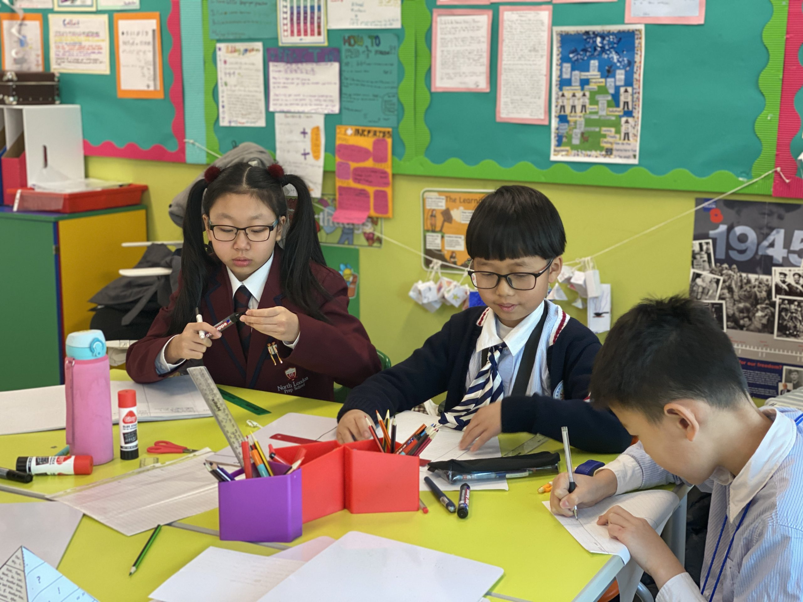 Prep School Entrance Test for North London Grammar School which is an outstanding school.
